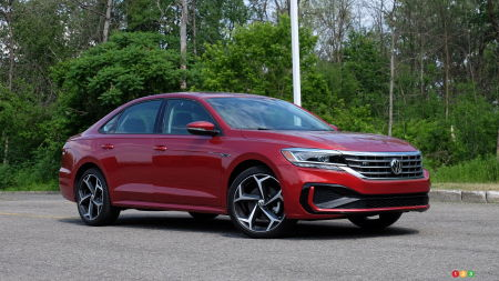 2020 Volkswagen Passat Review: Pass the Salt