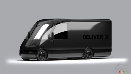 Bollinger Announces Development of Electric Delivery Van