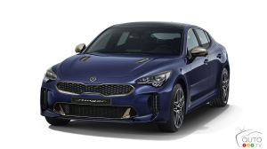 New Engine and More Power for the 2021 Kia Stinger