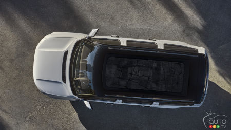A View From Above: Jeep Grand Wagoneer Teased Again Prior to Reveal
