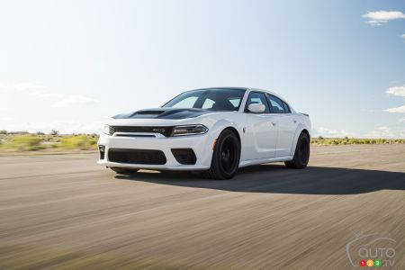 2021 Dodge Charger Pricing Announced for Canada: From $38,395 to $103,545