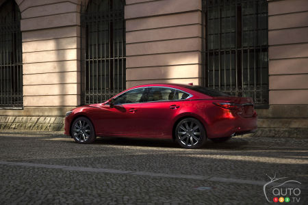 2021 Mazda6 Gets a Few Updates, Including a New Kuro Edition