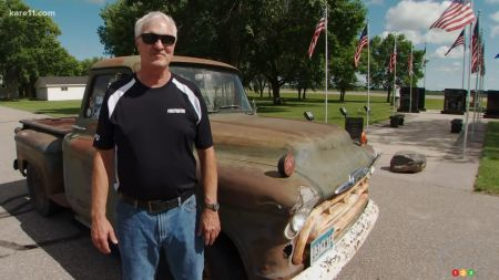 Man Buys Back for $75 the Pickup His Grandfather Sold 44 Years Ago… for $75