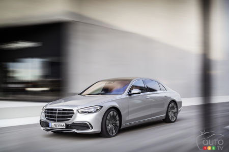 The New 2021 Mercedes-Benz S-Class 2021: 10 Things You Need to Know