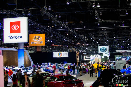 Los Angeles Auto Show Likely to Be Postponed to May 2021