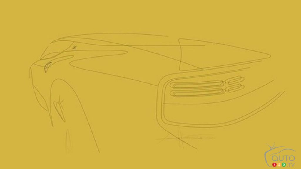 Nissan Sketch Previews Next-Generation Z