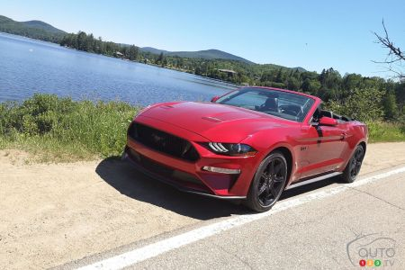 The 2020 Ford Mustang GT Convertible: 10 Fun or Irritating Things About It