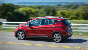GM Canada to Offer Uber Drivers Discounts on the 2020 Bolt