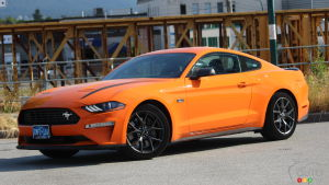 Ford Mustang EcoBoost HPP 2020