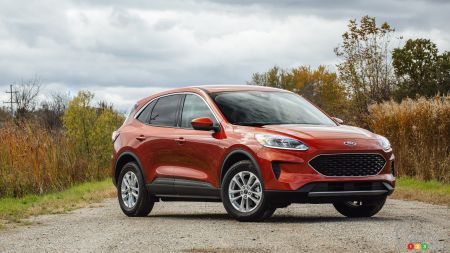 Ford Working on a Seven-Seat Version of the Escape?