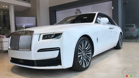 2021 Rolls-Royce Ghost AWD First Look: All it Needed Was AWD, of Course!