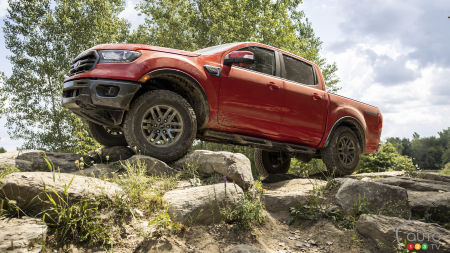 Ford présente la version Tremor de son Ranger