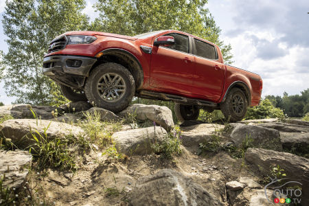 Ford Introduces the Tremor Version of the Ranger Pickup