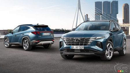 Hyundai Presents its new 2022 Tucson