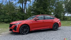 2020 Cadillac CT5-V Review: The Model of Redemption
