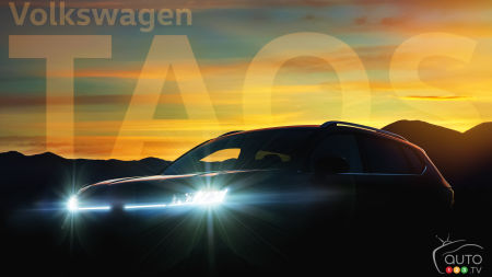 Future Compact SUV From Volkswagen To Be Named Taos