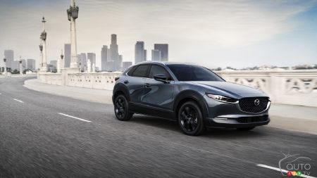 Mazda Confirms Turbo Engine for the CX-30