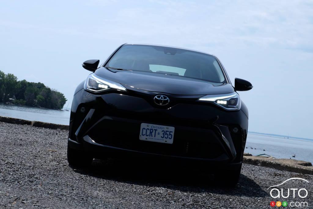 Toyota C-HR 2020 essai à long terme, partie 2 : du cœur au ventre
