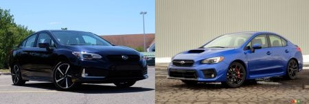 The 2020 Subaru Impreza and WRX: What's the Same, and What Isn't
