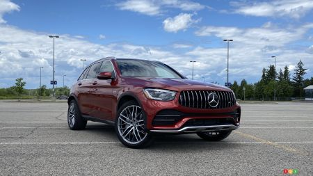 2020 Mercedes-AMG GLC 43 Review: The Everyday AMG