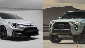 Toyota Outlines Changes Coming to its Models for 2021