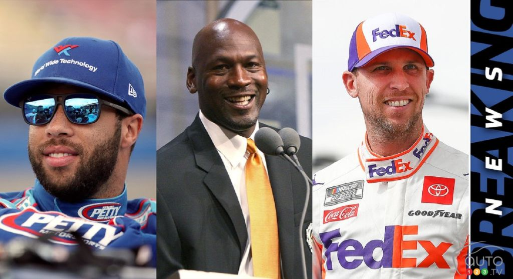 Michael Jordan as NASCAR Team Owner Could Open Door to More African-American Drivers