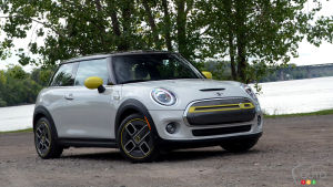 2021 Mini Cooper SE Review: 3 doors, 1 electric motor, 0 gas engines