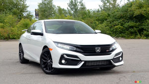 Honda Civic Si Coupé 2020