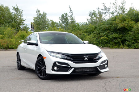 2020 Honda Civic Si Coupe Review: So Long, Farewell