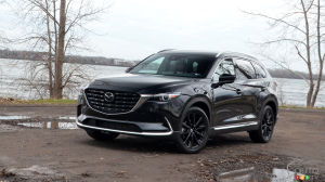 2021 Mazda CX-9 Kuro Review: An SUV That's Aging Well… Mostly!