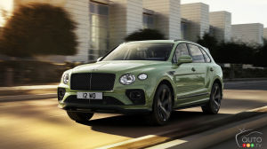 Boost in Bentley Sales in 2020 Despite the Pandemic