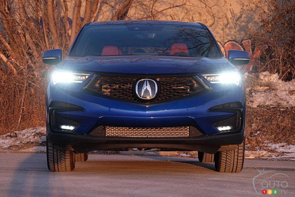 Honda and Acura Electric SUVs Built by GM?