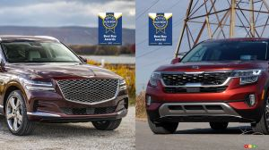 Kelley Blue Book's Best Buy Awards for 2021: Here Are KBB's Choices