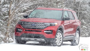 2021 Ford Explorer Hybrid 2021 Review: Unconvincing