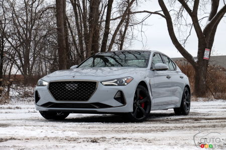 2021 Genesis G70 Review: Luxury Without Status