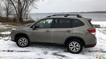 2021 Subaru Forester Long-Term Review, Part 1: The Origin Story