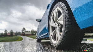 The new Nokian One all-seasons tire