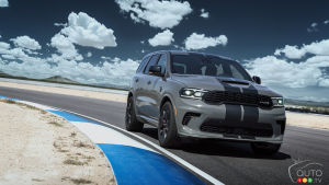 The 2021 Dodge Durango SRT Hellcat, Priced $116,240, Is Sold Out