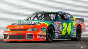 Jeff Gordon's 1997 Chevrolet Monte Carlo