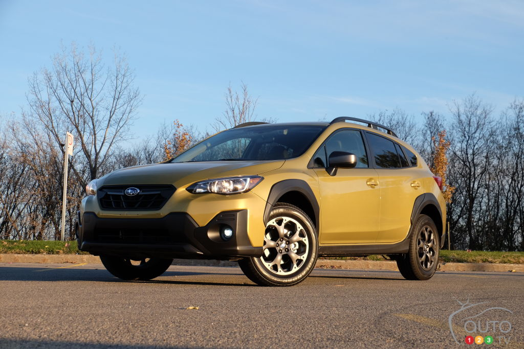 2021 Subaru Crosstrek Review: The Great Outdoor