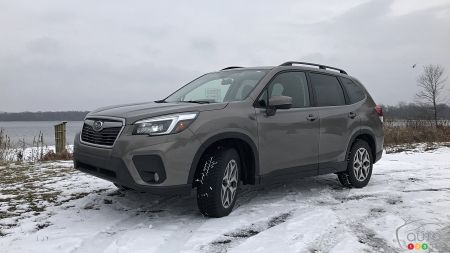 2021 Subaru Forester Long-Term Review, Part 2: Of Buttons and Murmurs
