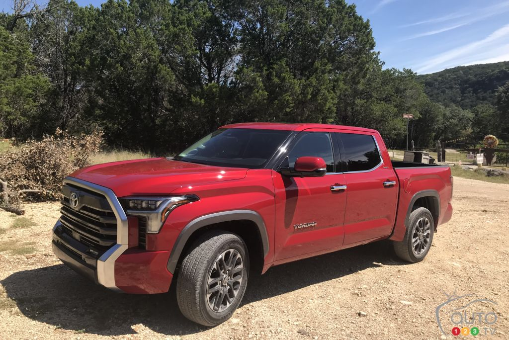 2022 Toyota Tundra First Drive: We Did It! We Finally Drove It!