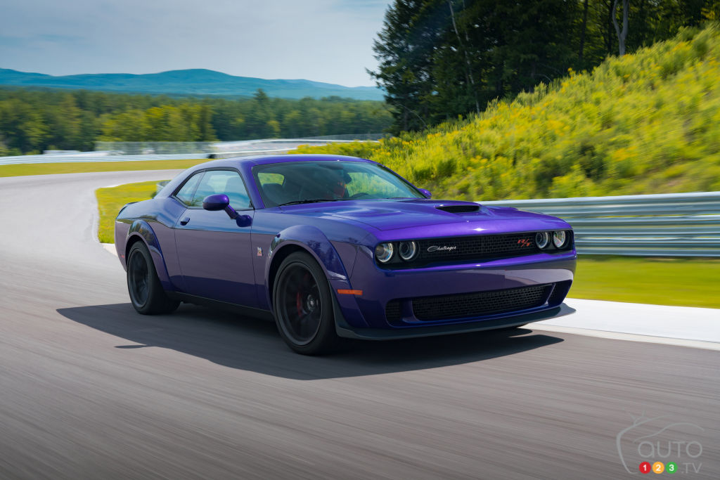 Days of the V8 Engine Are Numbered, Says Dodge