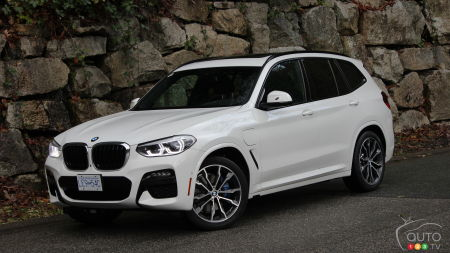 2020 BMW X3 xDrive30e Review: The Name's Long Enough, But Is the Range?