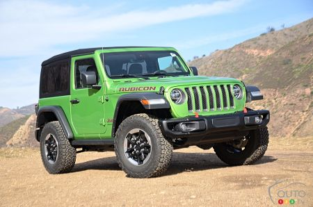 Jeep recalls Manual-Gearbox Wrangler and Gladiator Models