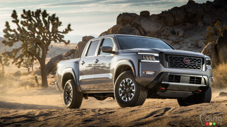 Nissan Takes Us to a New Frontier for 2022