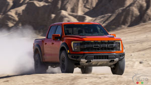 Ford Has No Plans for an Electric Raptor