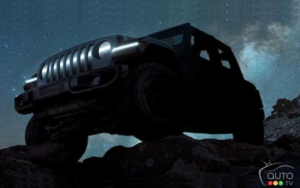 Jeep Will Soon Present an Electric Wrangler Prototype