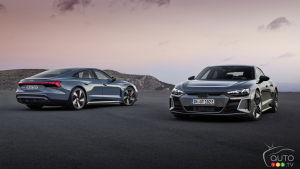 Audi e-tron GT and RS Audi e-tron GT