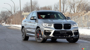 2021 BMW X4 M Competition